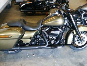 Neufahrzeug: Harley Davidson Road King Special FLHRXS, Milwaukee-Eight, 107cui