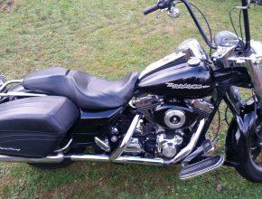 Harley Davidson Road King FLHR, 2004