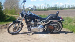 Harley Davidson Softail Deuce (FXSTD)