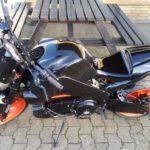Neuaufbau: Buell XB12 S Lightning